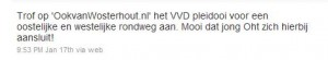 Tweet Jan Peters