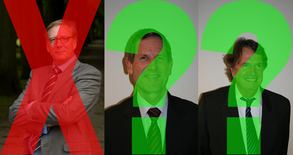 Wie-van-de-drie VVD'ers wordt wethouder