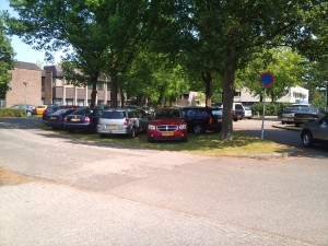 Alternatieve parkeerplaatsen gezocht!