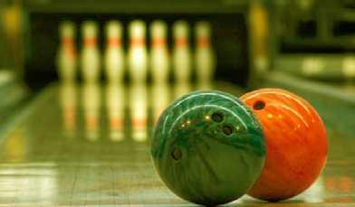 bowlingballen