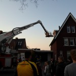 Nieuws: Man gewond na val van ladder