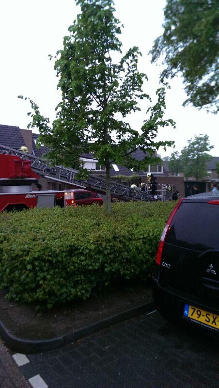 Nieuws: Brandweer met spoed naar schoorsteenbrand Dommelbergen