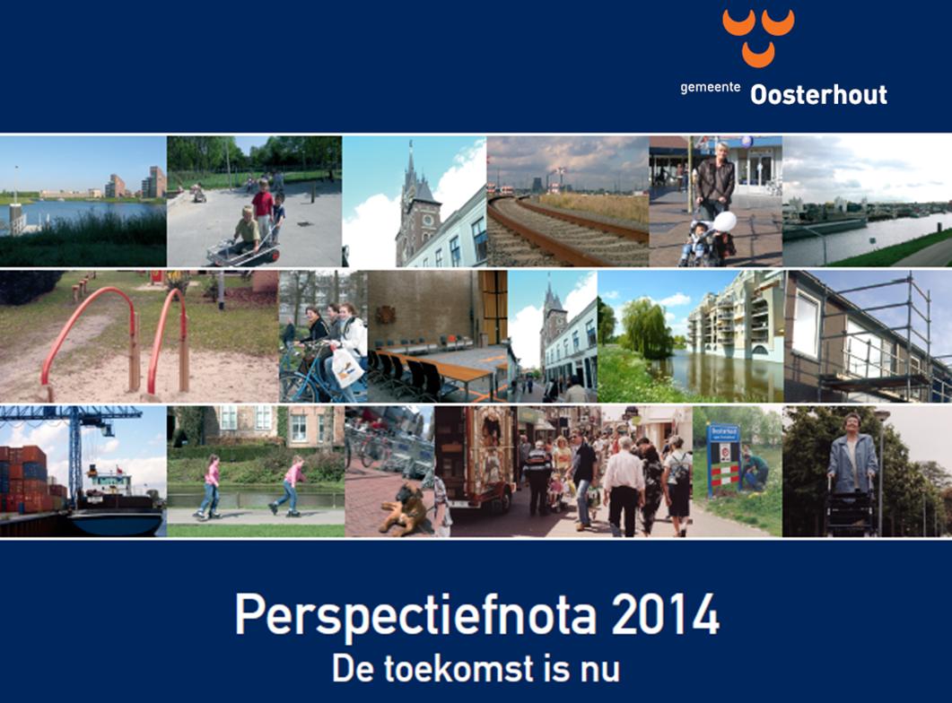 Nieuws: Perspectiefnota 2014