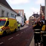 Nieuws: Bommelding/verdacht pakketje in Heuvelstraat