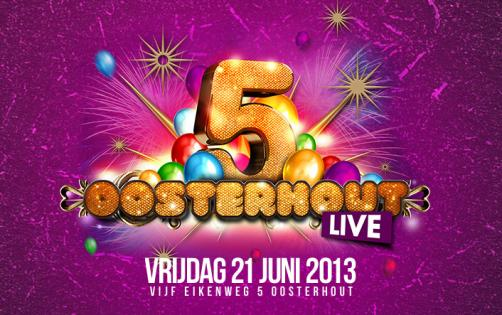 Evenementen: Jubilaris Oosterhout Live pakt bescheiden uit