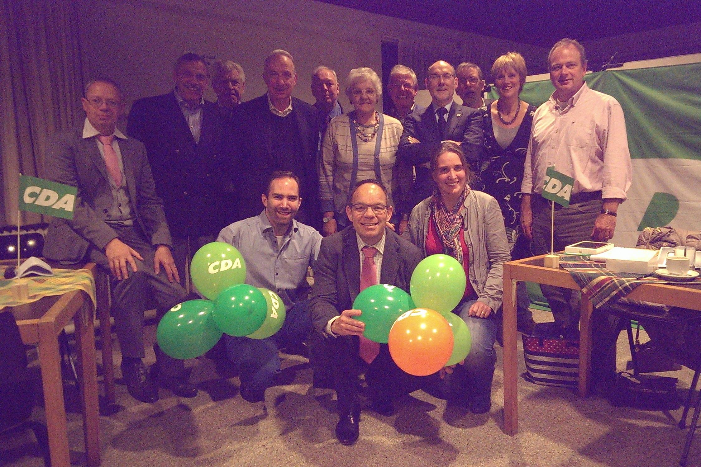 Nieuws: CDA kiest Marcel Willemsen als lijsstrekker