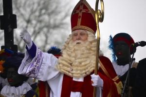 Sinterklaas weer in Oosterhout © Kaj Moerenhout