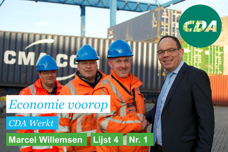 CDA Oosterhout Marcel Willemsen