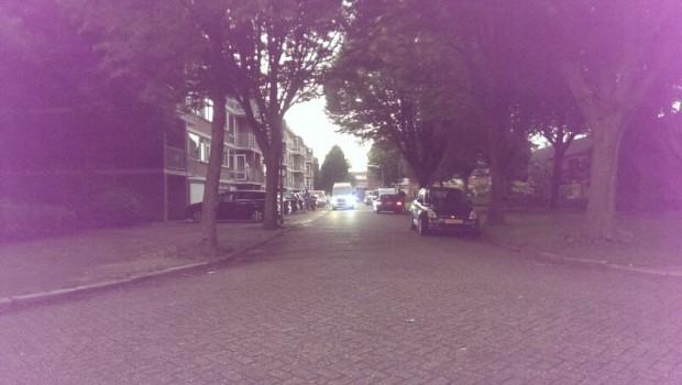 Ambulance Van Oldenbarneveltstraat © OokvanWosterhout