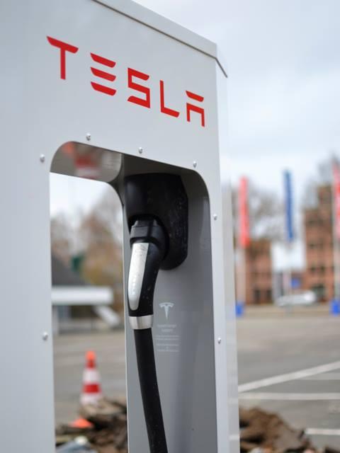 [NIEUWS] Oosterhout in Top 5 Tesla-superchargers