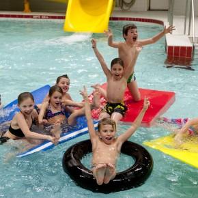 [NIEUWS] Open dag zwembad Arkendonk: Gratis zwemmen!