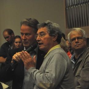 [NIEUWS] Verrijzeniskerk overvol bij eerste informatiebijeenkomst #380kV