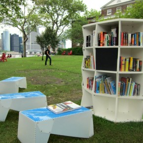 [NIEUWS] Pop-up bibliotheek in Arendshof