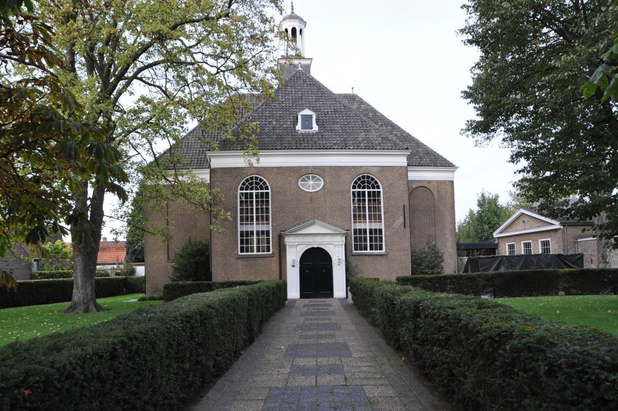Wosterhouts Wakker Worden: Vredeskerk in de binnenstad
