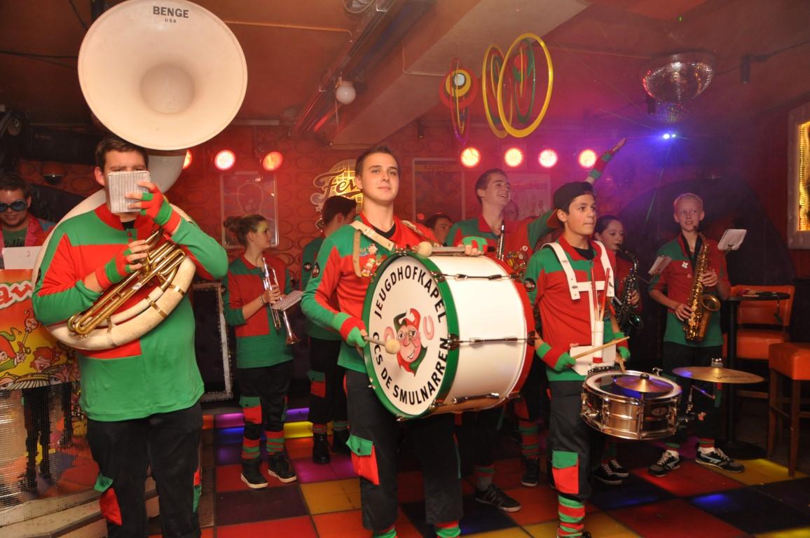 Carnaval in zicht: zondag is het weer Kaaise Dweildag!