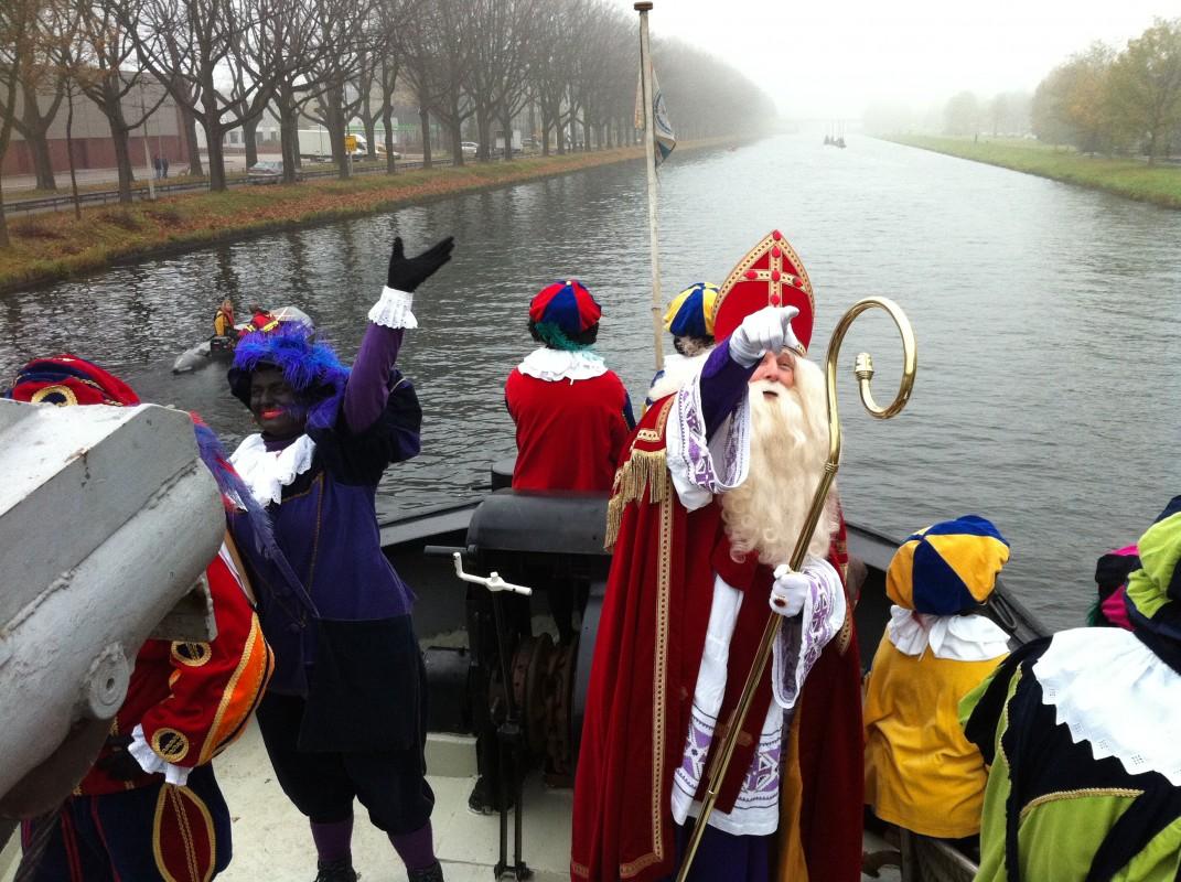 [NIEUWS] Sinterklaas zaterdag weer in stad te vinden!