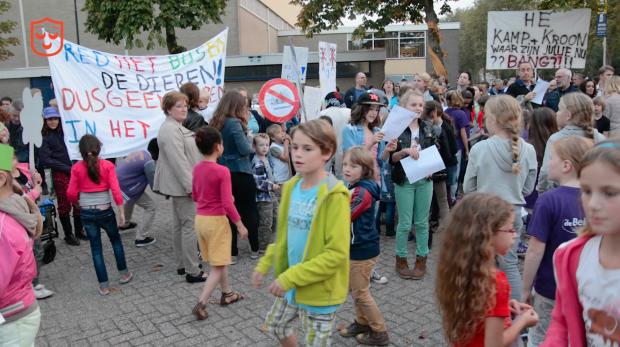 [DOSSIER] Oosterhout bereidt zich voor op protesten 380kV