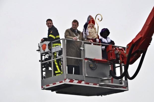 [FOTO] Intocht Sinterklaas