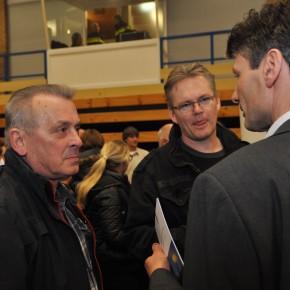 [TWEETS] Hoe verliep de eerste informatieavond? Is Oosterhout wijzer geworden?