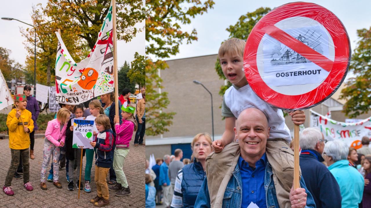 [VIDEO] Oosterhout wil antwoorden van Tennet en EZ