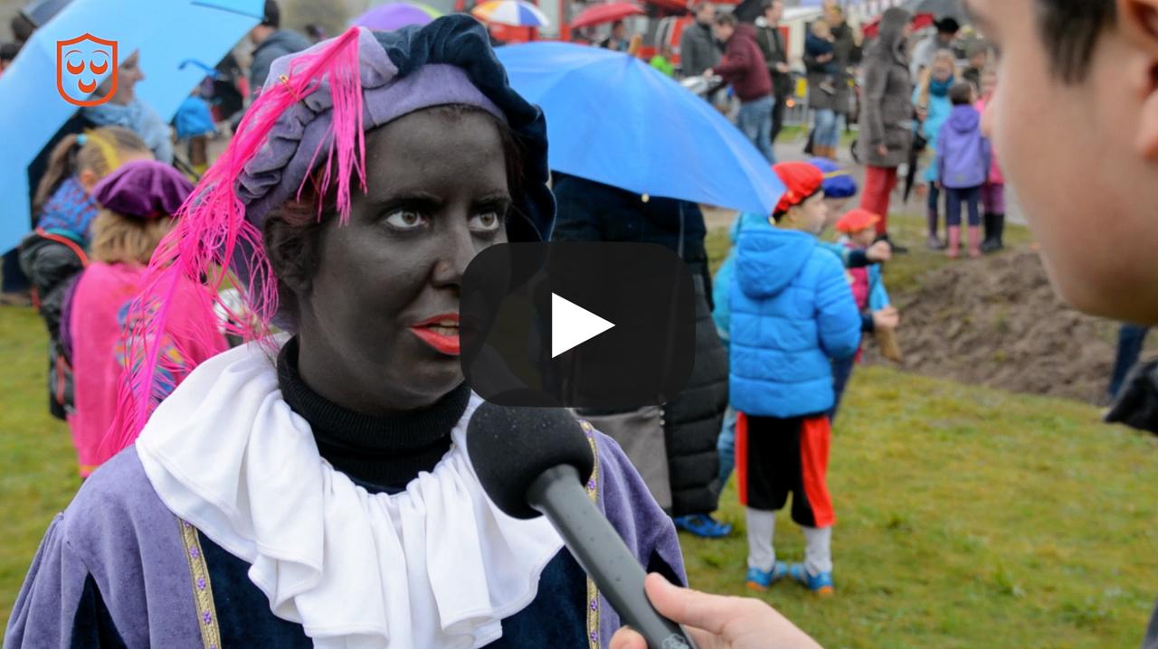 [VIDEO] Sinterklaas weer aangekomen in Oosterhout