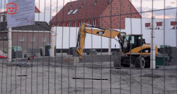 [VIDEO] Bouw busstation vordert