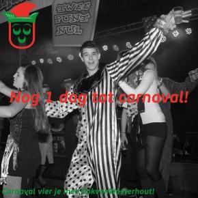 [VIDEO] Nog één dag tot carnaval! Morgen intocht in Kaaiendonk!
