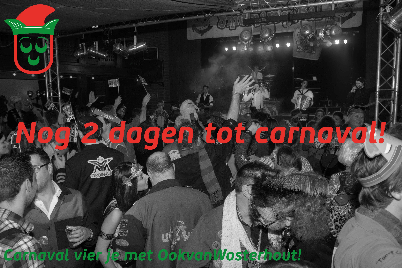 Kaaiendonk telt af: Overmorgen eindelijk Carnaval!