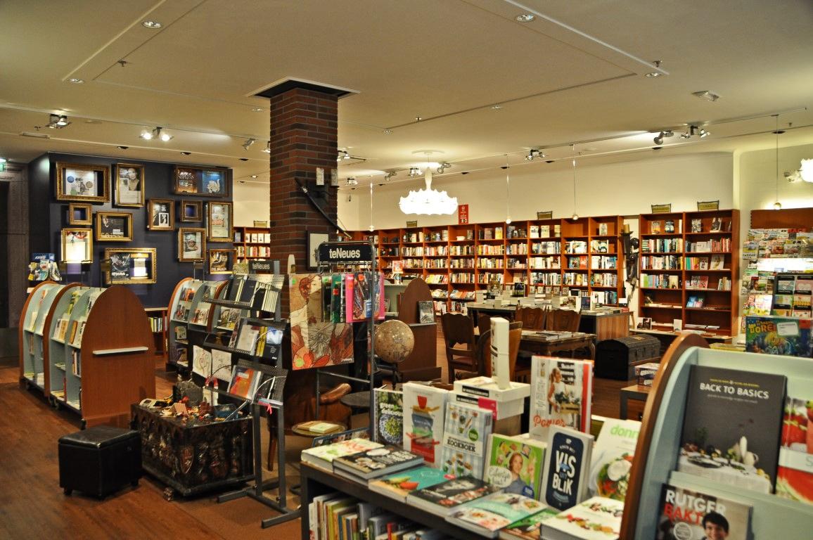 [NIEUWS] Boekhandel Verboden Rijk vertrekt!