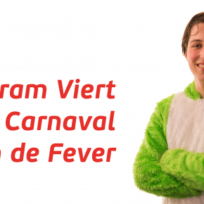 [VIDEO] Bram Viert Carnaval in de Fever