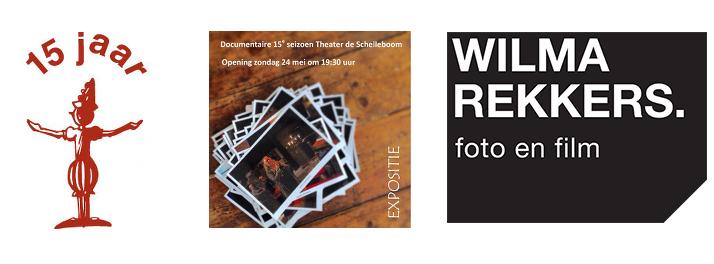 Expositie in theater de Schelleboom
