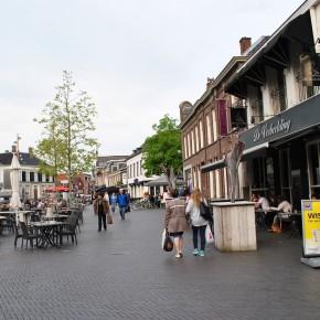 De markt: then and now