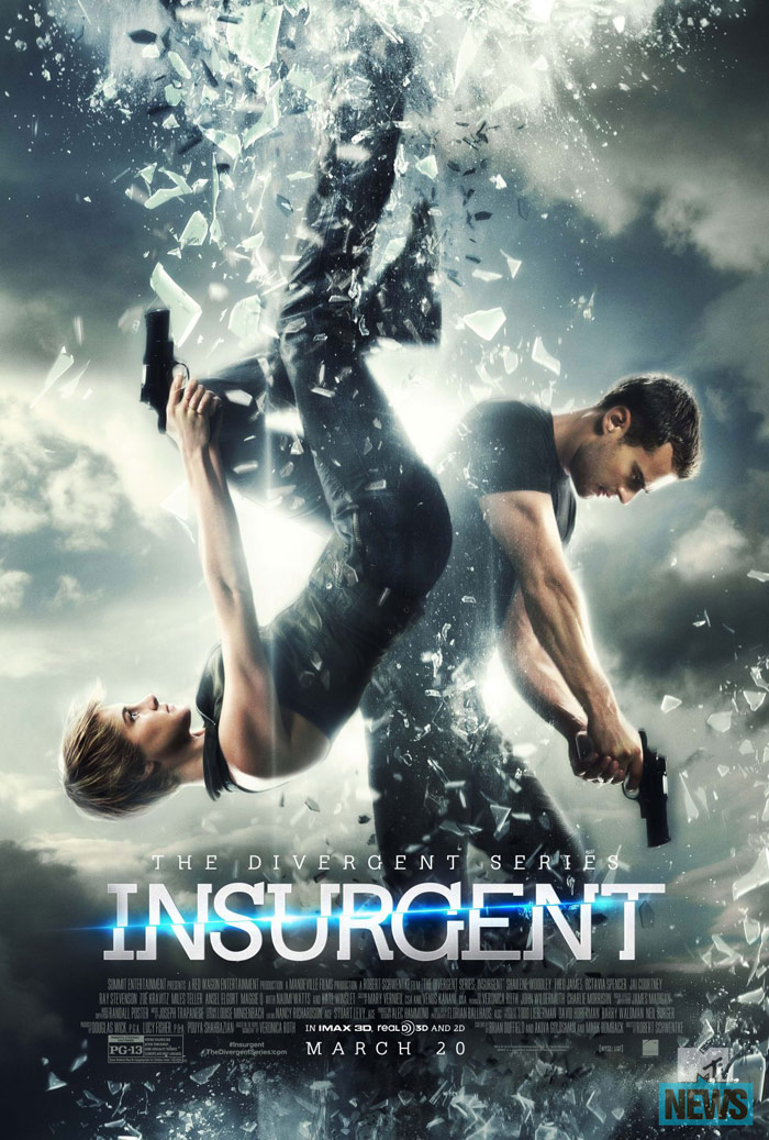 Filmtip of afrader: Insurgent