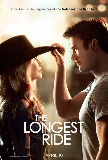 Filmtip of afrader: The Longest Ride
