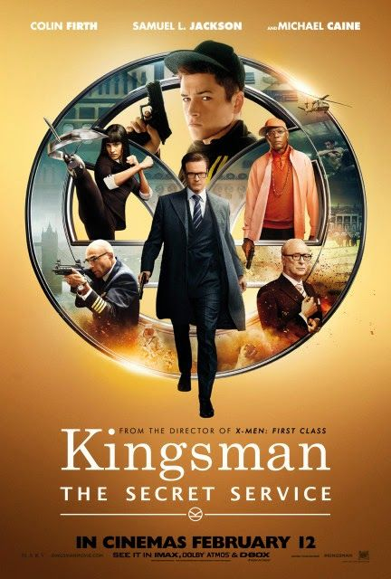 [FILM] Filmptip of Afrader: Kingsmen