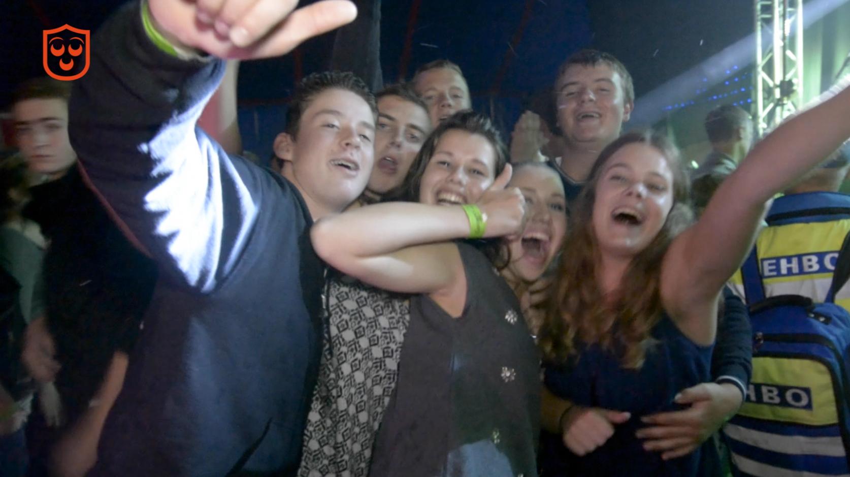 [VIDEO] Vrijdagavond Oosteinds Spektakel een groot feest