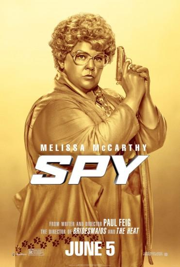 Filmtip of afrader: Spy!