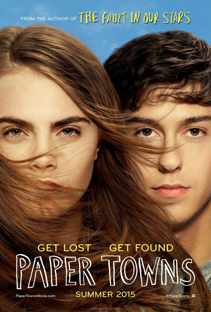 Filmtip of afrader: Paper Towns