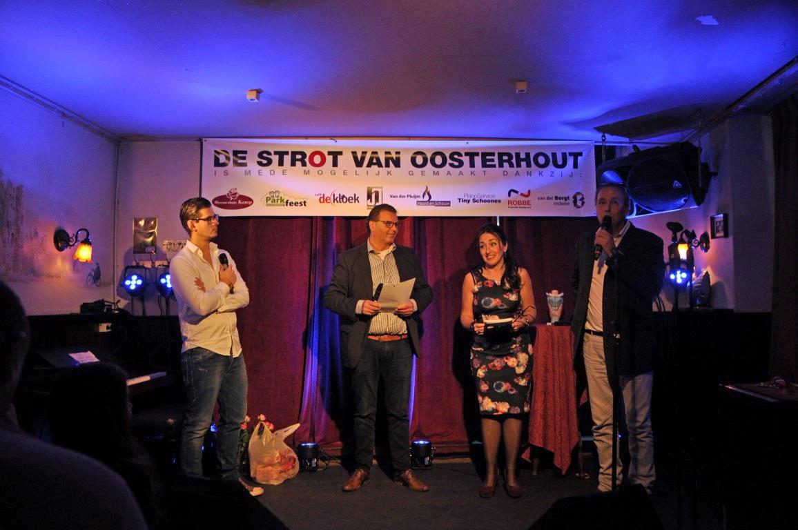 [NIEUWS] De Strot van Oosterhout weer vol talent!