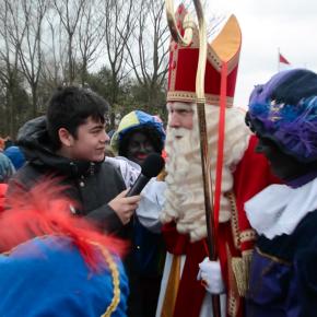 [VIDEO] Sinterklaas aangekomen in Oosterhout