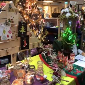 Kerstmarkt in de Bunthoef