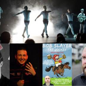 Engelse top comedian komt naar De Schelleboom