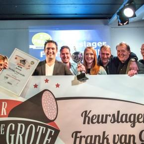 [NIEUWS] Keurslagerij Frank van Gils wint Grote Grillworsttest