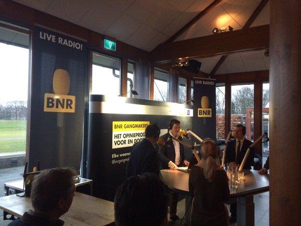 [NIEUWS] Emoties lopen hoog op in radiodebat parkeertarieven Oosterhout
