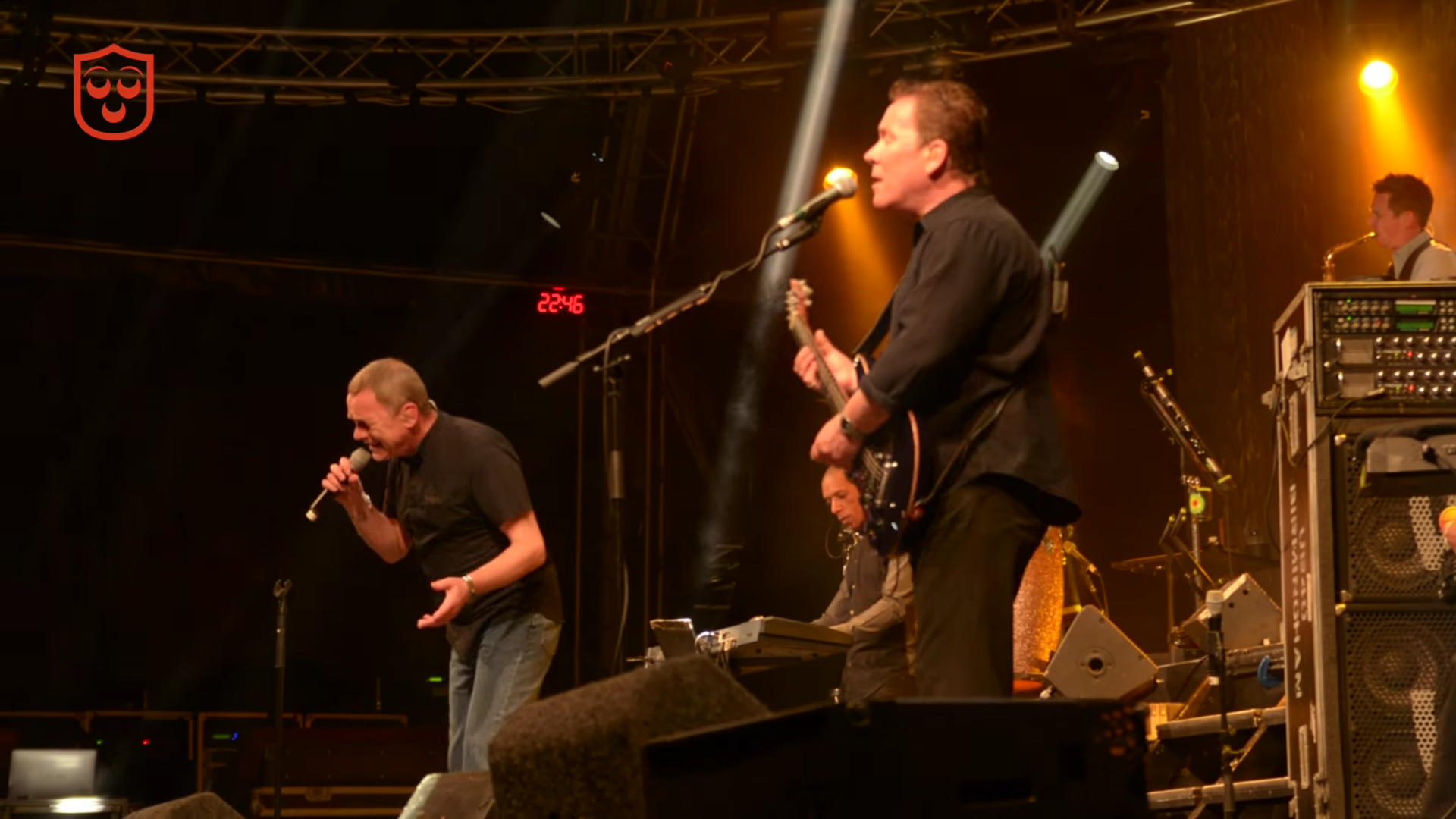 [VIDEO] Lucas Hamming, Ali B. en UB40 op Parkfeest