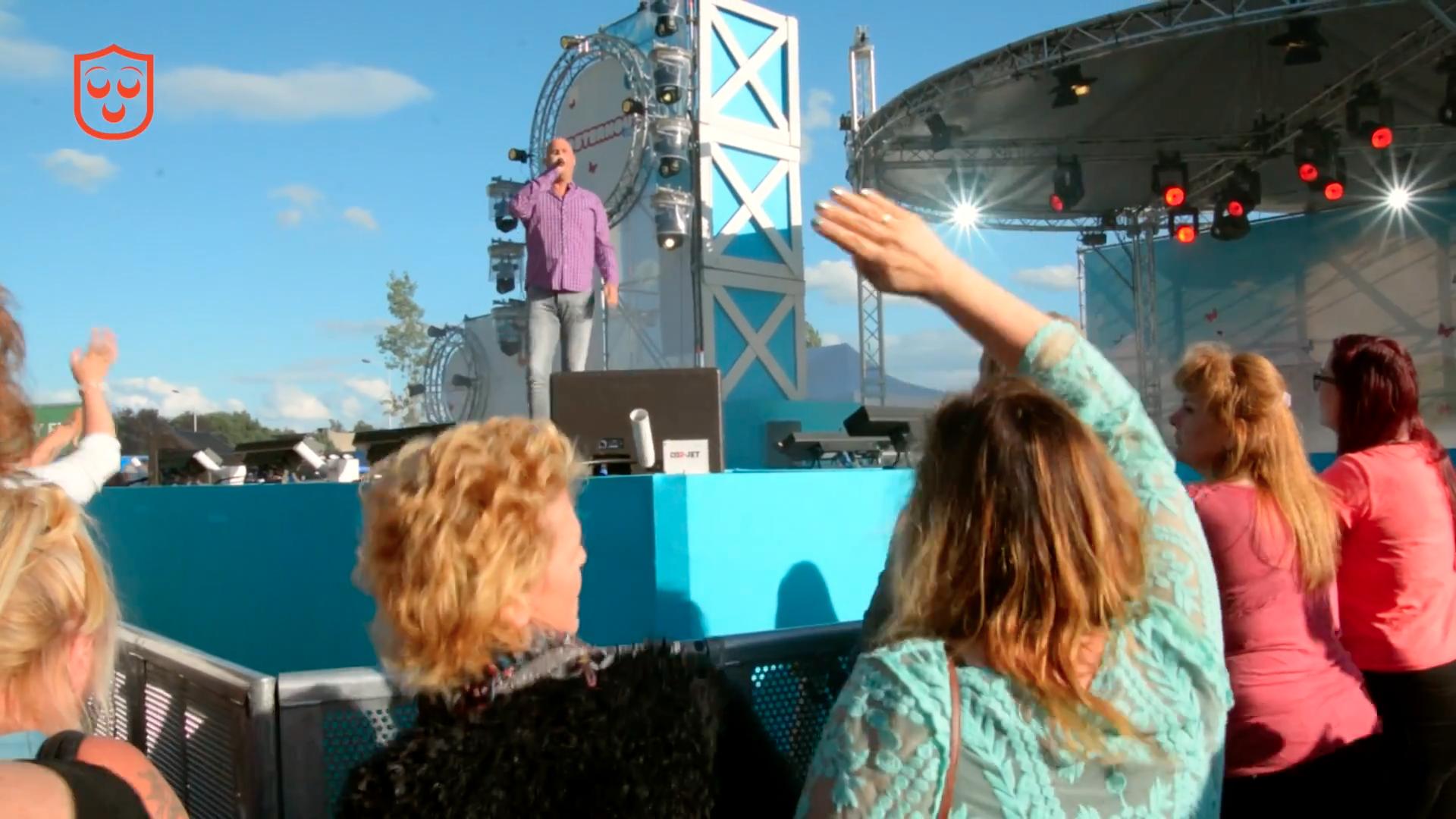 [VIDEO] Genieten van de muziek op Oosterhout Live