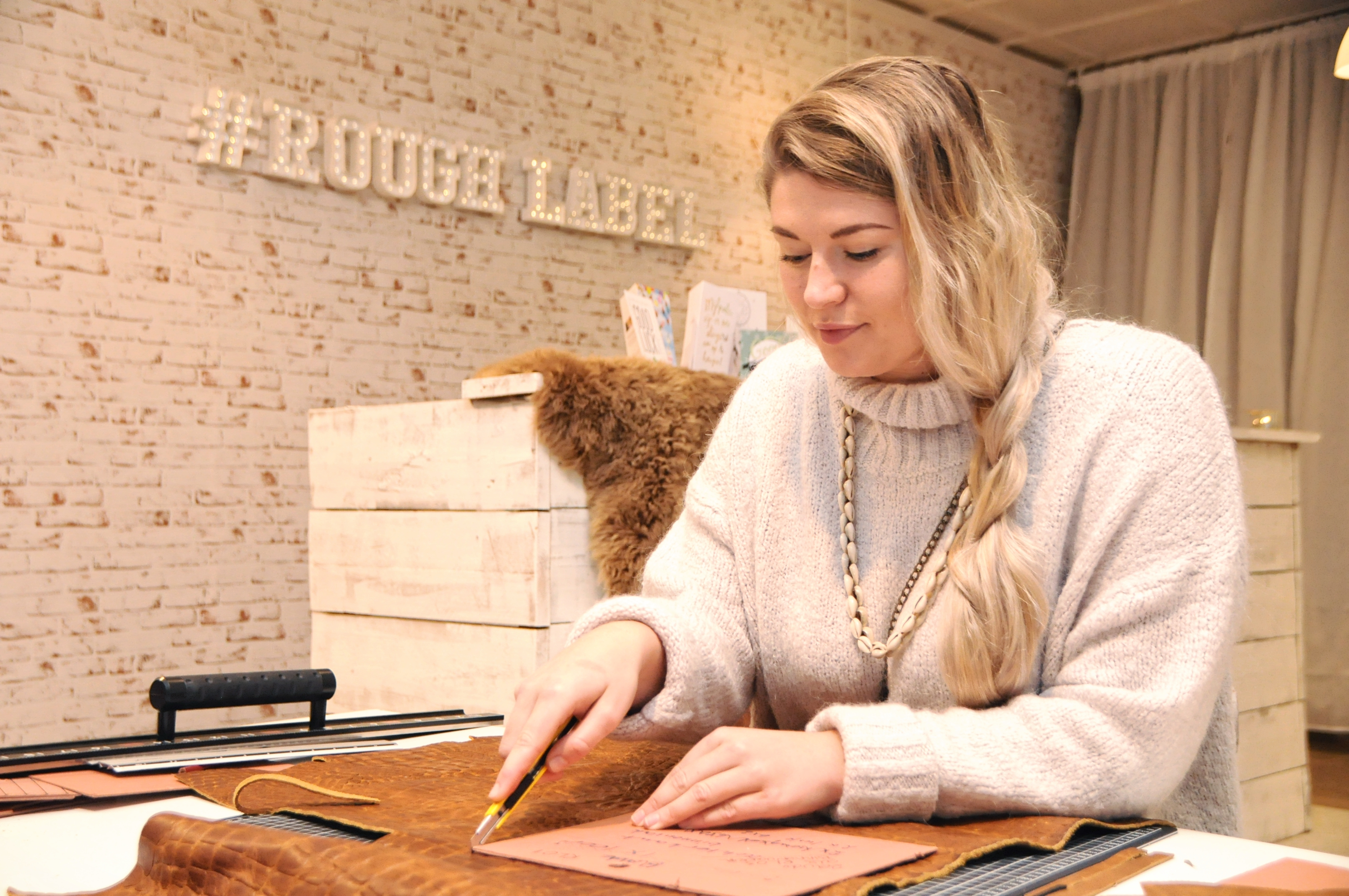 [INTERVIEW] Steffie Hövelings en haar Rough Label
