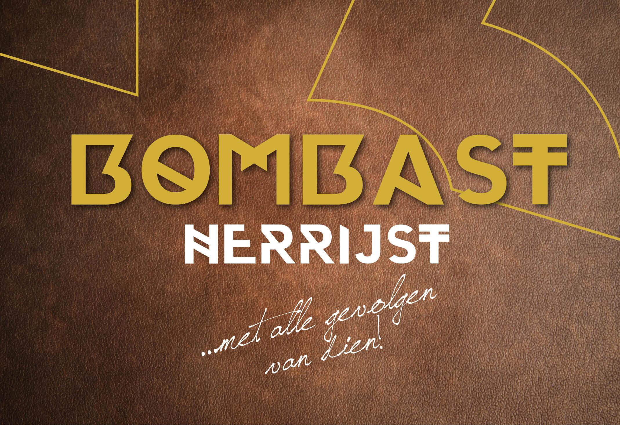 [VIDEO] Bombast Herrijst!