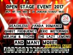 [NIEUWS] Open stage Event 2017