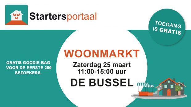 Oosterhoutse Woonmarkt in De Bussel!
